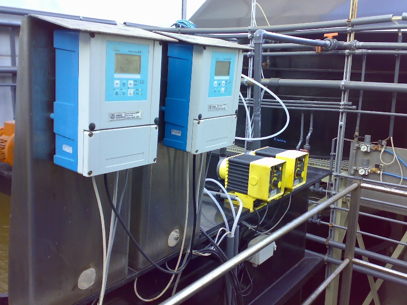 Impianti di depurazione e sistemi di abbattimento dell'impatto ambientale - Impianti di ...