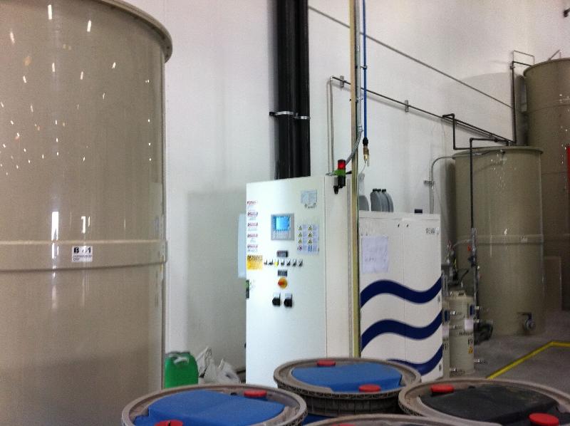Impianti Di Osmosi Inversa Per Depurazione Con Scarico Zero  Share The Knownledge