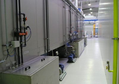Nanotecnologia, sistema lavaggio