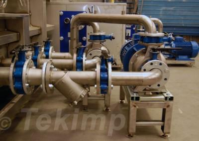 AISI 304 valves