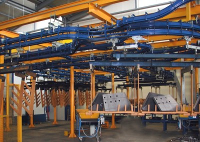 Liquid coating systems immersion