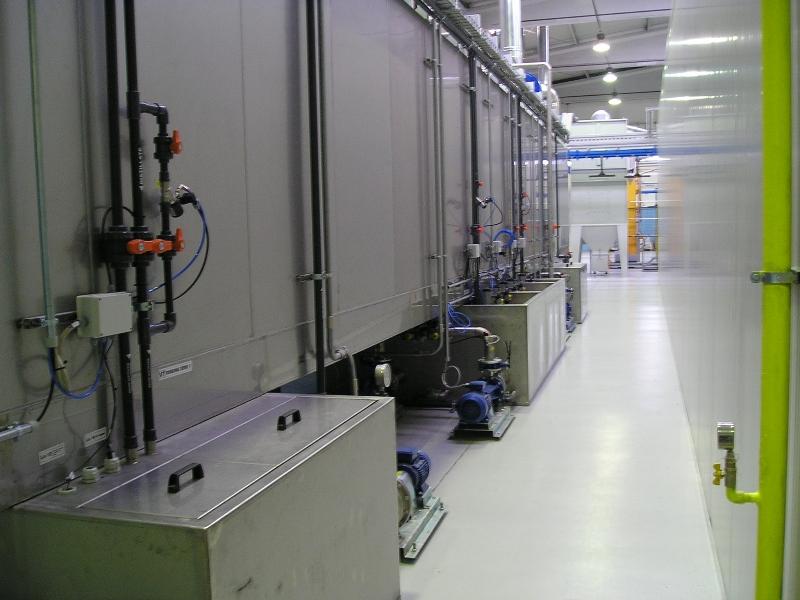 Nanotechnologies stage